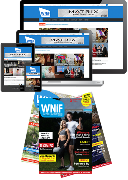 What's New in Fitness - The trusted resource for fitness professionals
