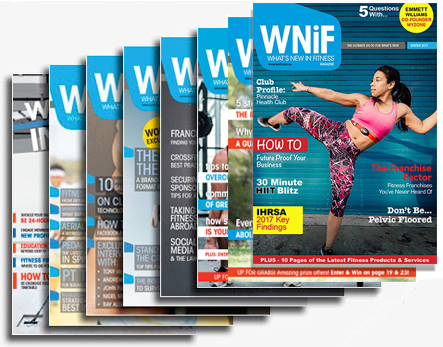 What's New in Fitness Digital Magazines