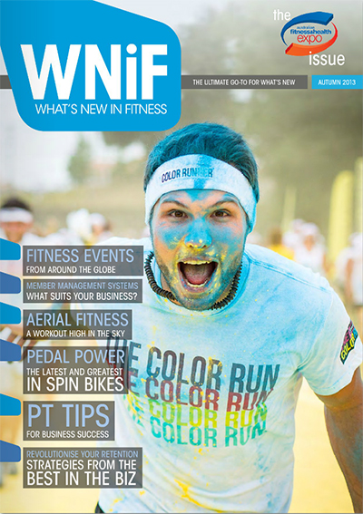 WNIF 2013 Autumn Edition Cover